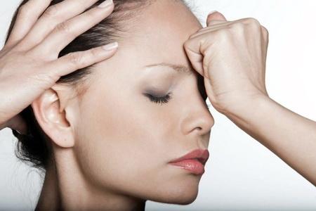 migrén szédülés